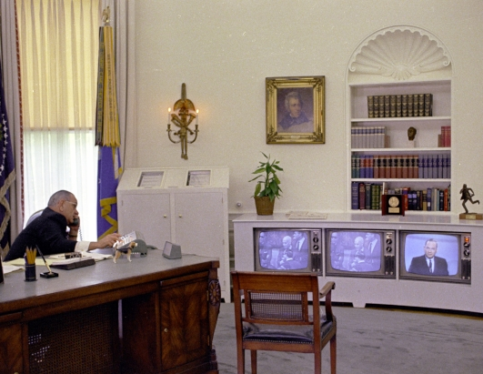 The Oval Office Through the Years