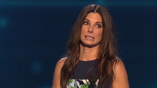Sandra Bullock Is the Peoples Choice