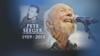 Folk Singer and Activist Pete Seeger Dead at Age 94