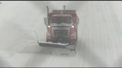 Massive Snow Storm Slams Dozens of States