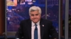 Jay Leno Says Good-bye to the Tonight Show ... Again