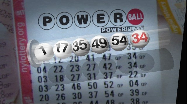 The winning numbers are: 17-49-54-35-1, and the Powerball number is 34.