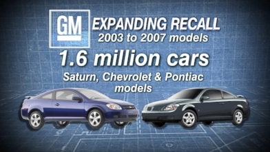Federal investigation over general motors car recall video for General motors car recalls