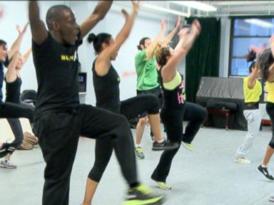 Bollywood Meets Fitness in New BollyX Workout