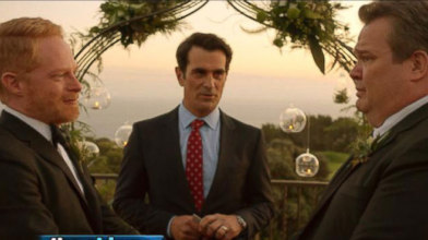 Mitch And Cam Tie The Knot On Modern Family