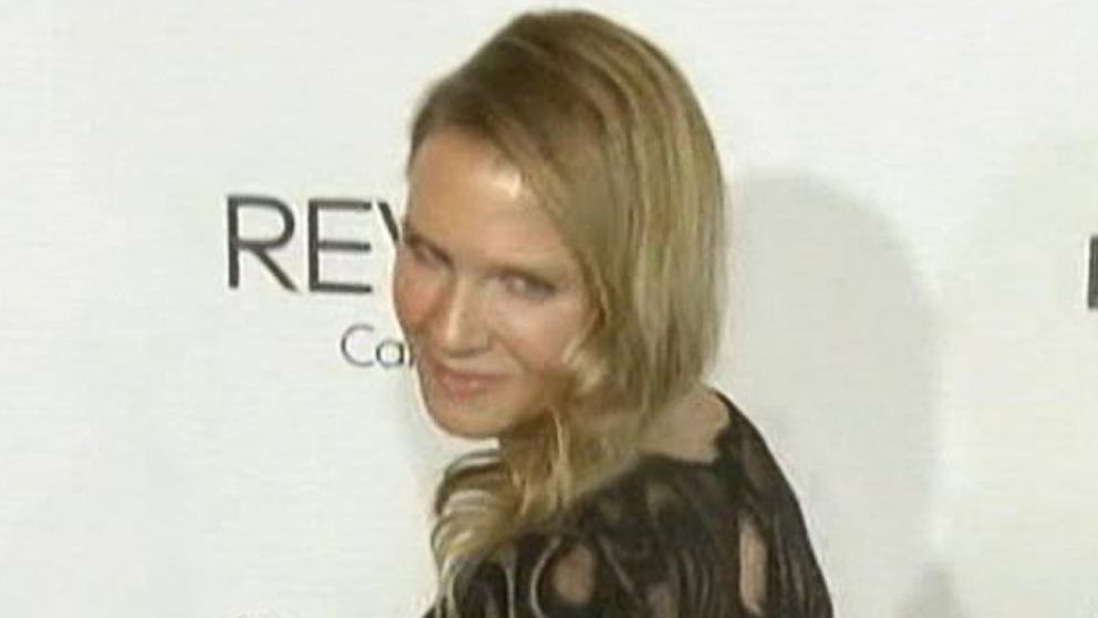 Renee Zellweger Creates a Stir