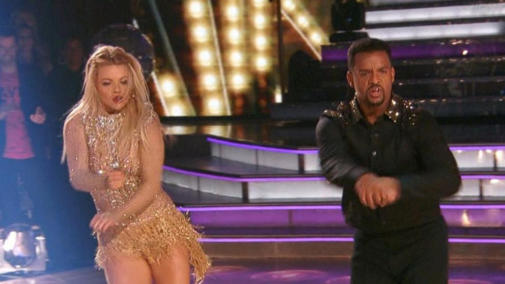 """DWTS"" Champ Alfonso Ribiero Brings Down The House"
