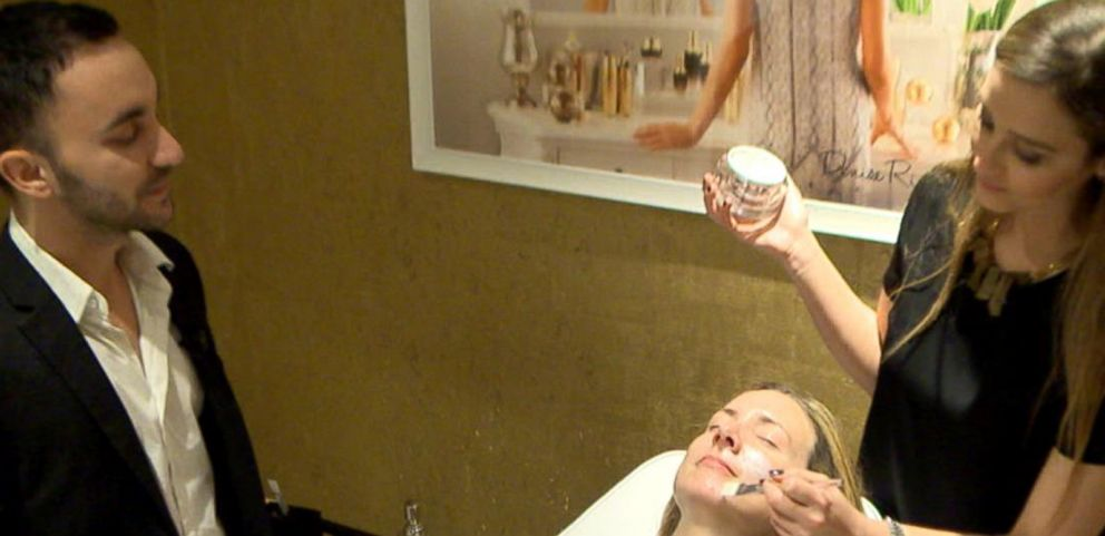 TRY-DAY FRIDAY: Golden Beauty Treatments