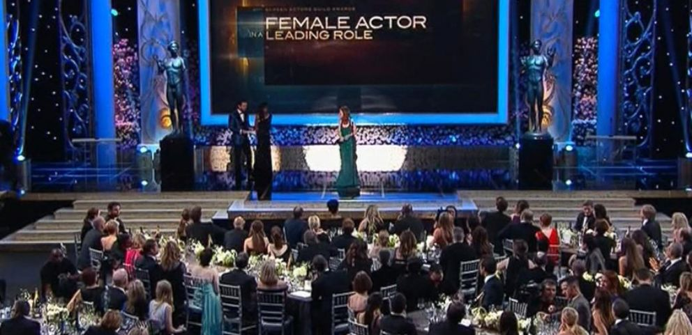 VIDEO: Highlights from the 2015 Screen Actors Guild Awards.