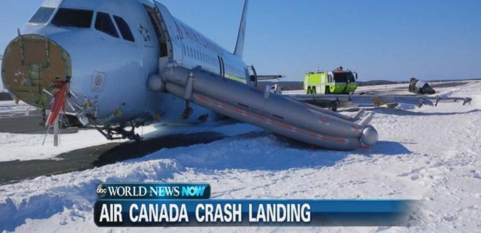VIDEO: Dozens of investigators are headed to Nova Scotia to try to determine what caused yesterday's plane crash in Halifax.