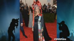 Worlds Biggest Stars Show Off Their Looks At The Met Gala