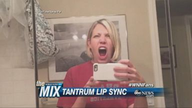 VIDEO: Tantrum Lip-Sync Video Goes Viral