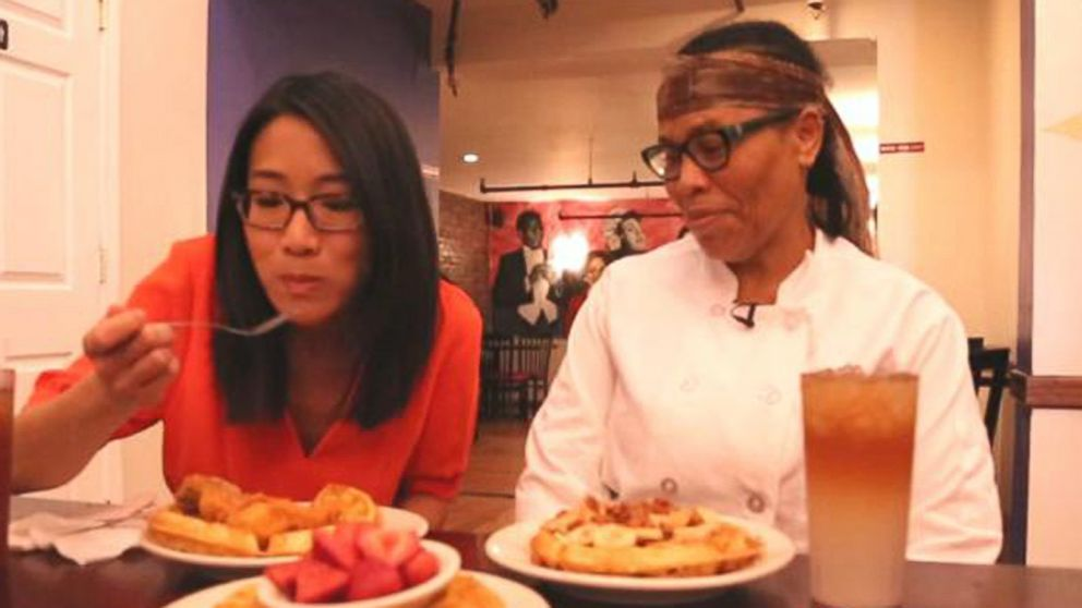 National soul food month video abc news for Abc kitchen restaurant week menu