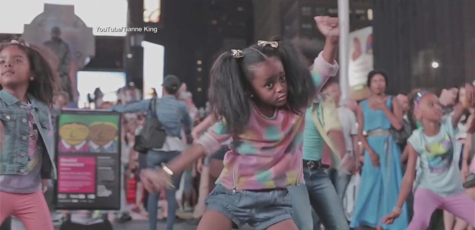"VIDEO: Heaven King demonstrates how to do the ""Hit The Quan"" dance in her latest viral video."