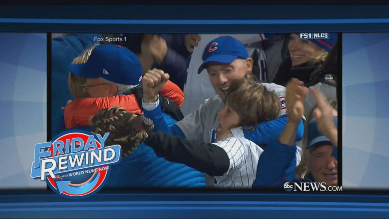 VIDEO: Friday Rewind: World Series