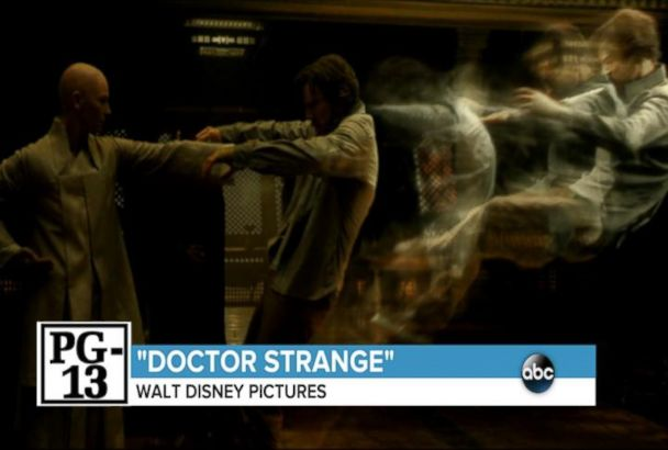 VIDEO: Insomniac Theater: 'Doctor Strange' and 'Trolls'