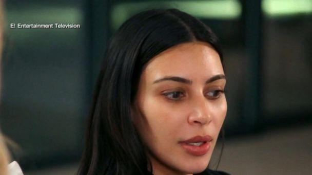 VIDEO: Kim Kardashian Breaks Her Silence
