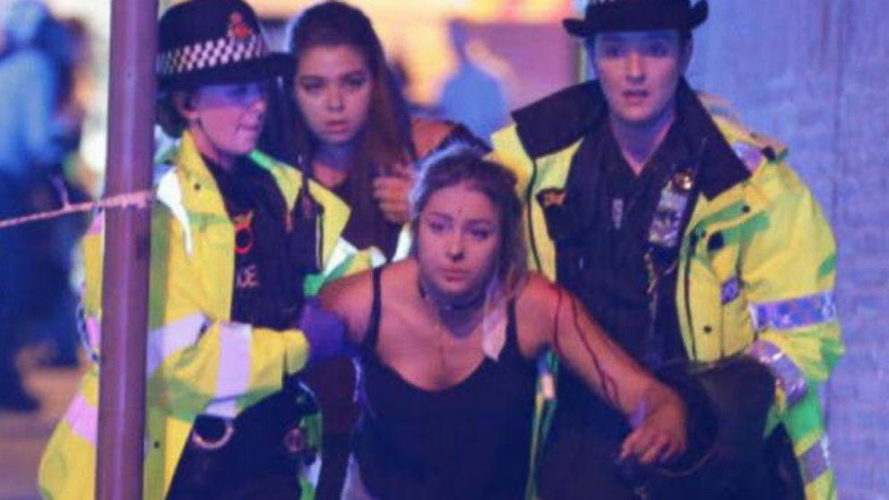 Friday Rewind: Manchester concert terror attack