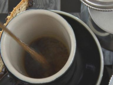 WATCH: The Coffee lover's diet