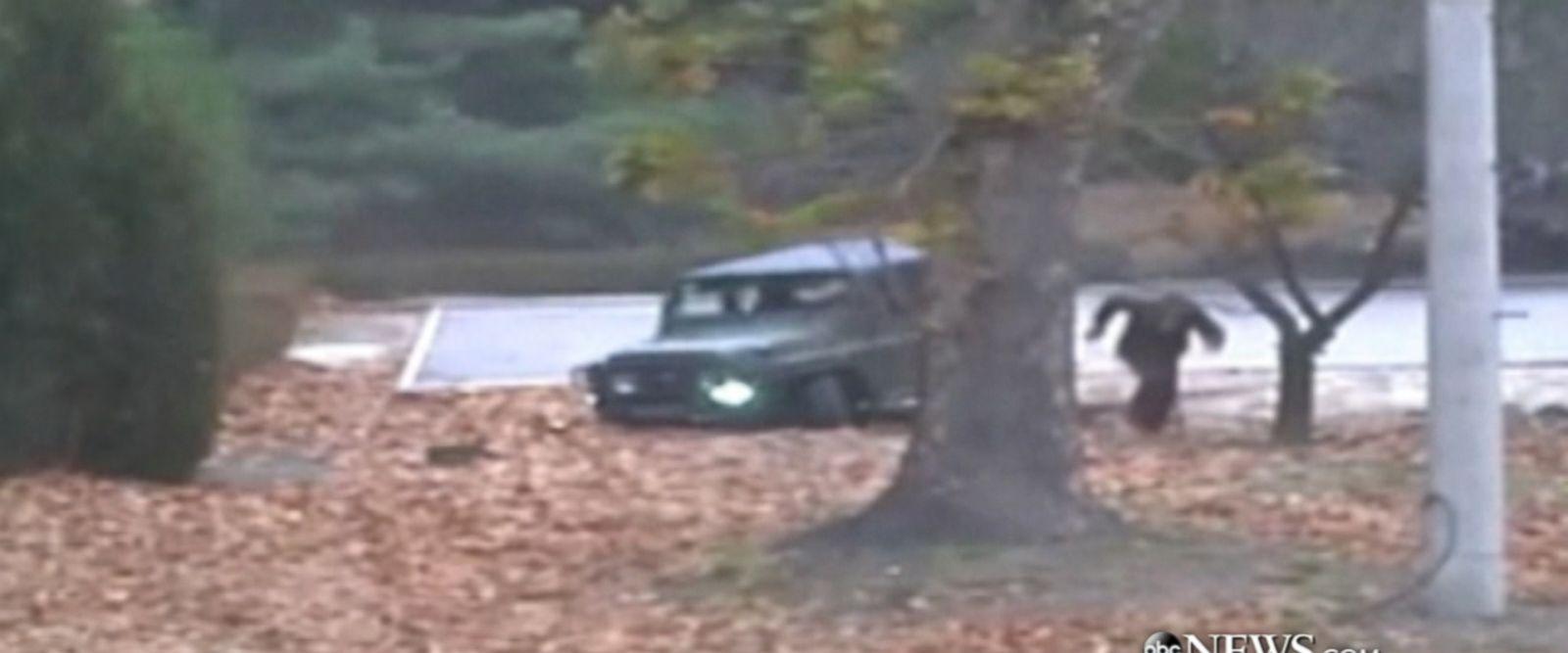 VIDEO: North Korea defector