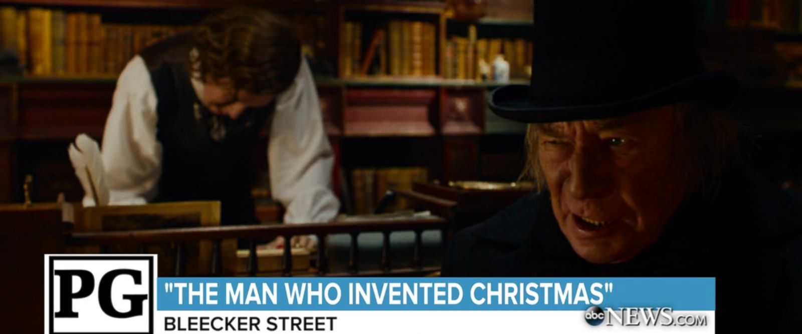 "VIDEO: INSOMNIAC THEATER: ""The Man Who Invented Christmas"" and ""Coco"""