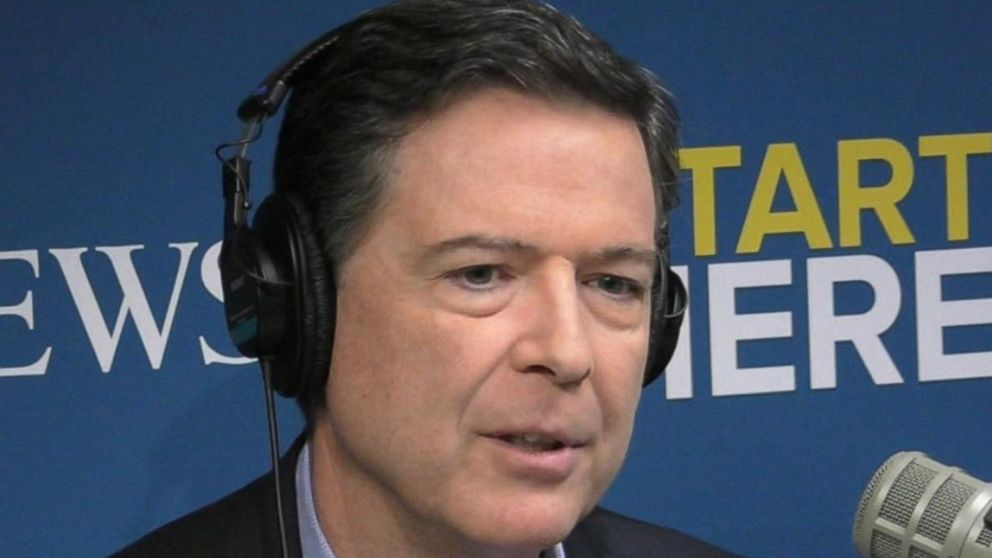 'Start Here' podcast: Comey and the GOP