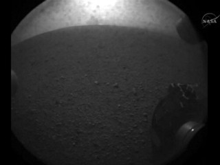 Watch: Curiosity Rover Lands on Mars