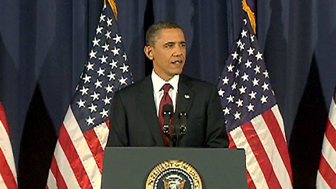 President Obama Addresses The Nation: Part 1
