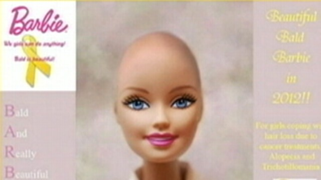 WNN: Barbie and Bald is Beautiful