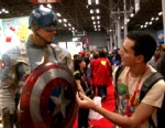NY Comic Con 2013: Super Fans and Superheroes