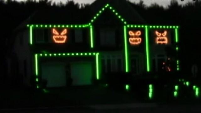 Gangnam Style: Halloween House