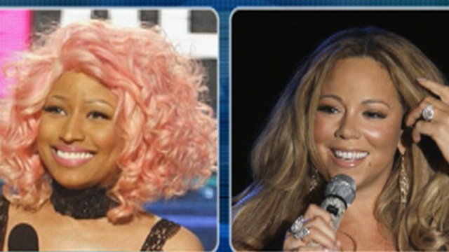 Mariah Carey Unhappy with Minaj Joining Idol?