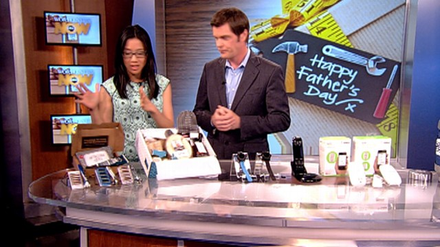 Coolest gadgets for dad video abc news for Cool gadgets for dads