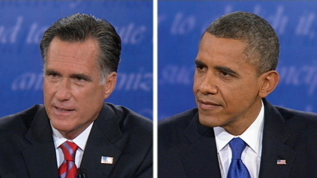 Third Presidential Debate: Full Transcript - ABC News