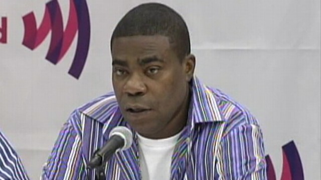 VIDEO: Tracy Morgan collapsed during awards ceremony at Sundance Film Festival.