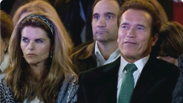VIDEO: Could Maria Shriver and Arnold Schwarzenegger be getting back together?