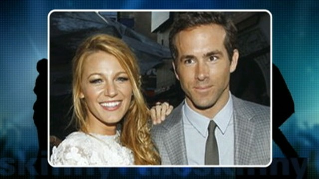 VIDEO: Ryan Reynolds, Blake Lively got married at Boone Hall Plantation in South Carolina.