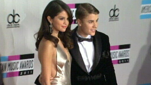 VIDEO; Justin Bieber calls it quits with fellow singer Selena Gomez.