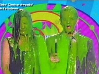 Watch: Kids' Choice Awards: Which Stars Got Slimed?