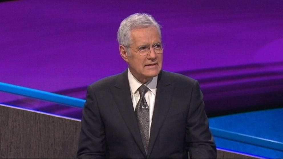 "VIDEO: Alex Trebek has hosted the most episodes of the same game show with 6,829 episodes of ""Jeopardy."""