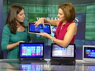 Watch: Windows 8: Laptops, Laplets and Other Crazy Computers