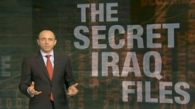 VIDEO: Website posts hundreds of thousands of Pentagon documents about the Iraq war.