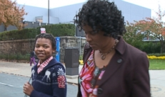 VIDEO: Hidden America: Diane Sawyer Revisits a School at Risk School Called Strawberry Mansion High