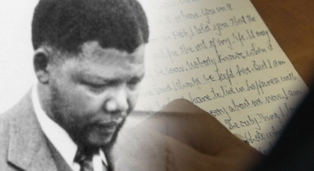 Video: Letters of a Leader: Nelson Mandelas Own Words From Prison