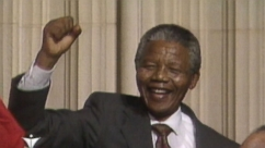 Mandela's fight against inequality inspired nation, resonated with American's painful past.