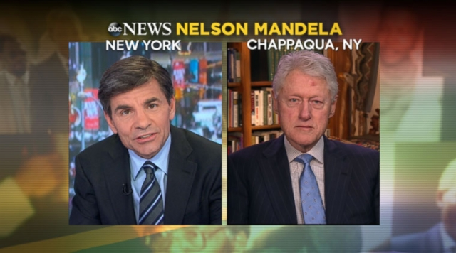 Video: Former President Bill Clinton on Nelson Mandela as a Politician