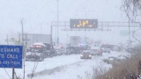 VIDEO: Snow and Ice Storm Across the Nation