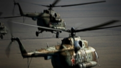 Top secret study recommended use of Russian helicopters to support Afghan troops.
