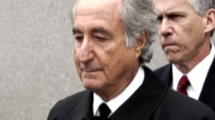 Madoff tells the Wall Street Journal that Ponzi scheme victims had themselves to blame.