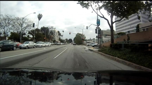 VIDEO: Some believe that red light cameras may be leading to more crashes.